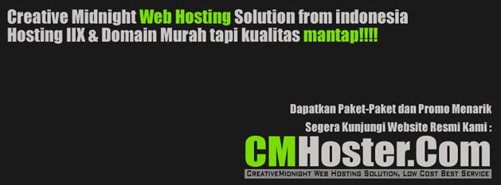 cmhoster.com Cover