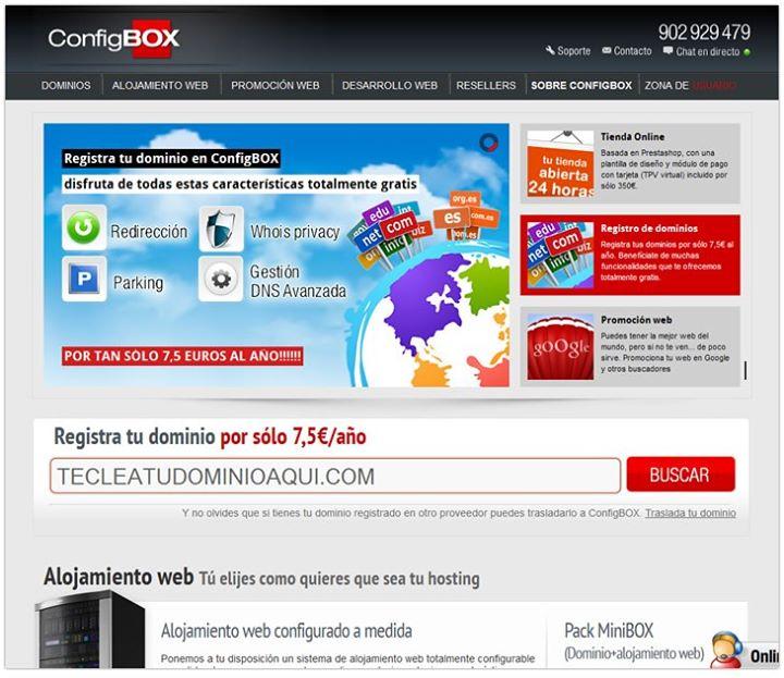 configbox.com Cover