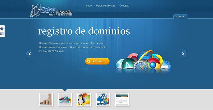 cybertienda.net Cover