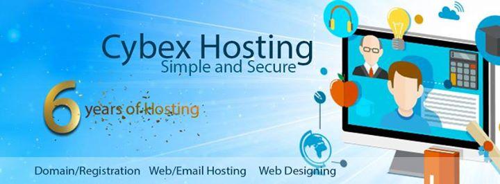 cybexhosting.com Cover