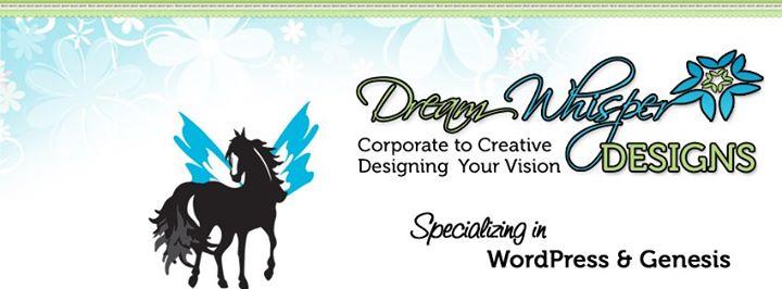 dreamwhisperdesigns.com Cover