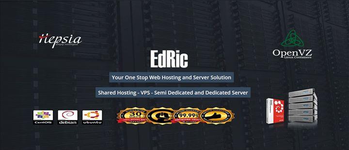 edrichost.net Cover