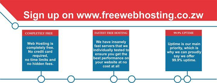 freewebhosting.co.zw Cover