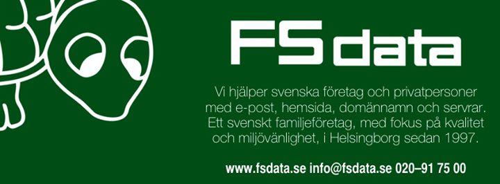fsdata.se Cover