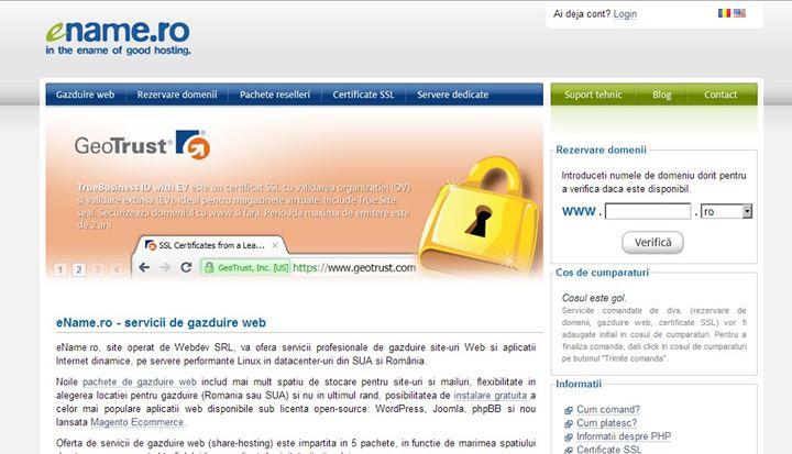 gazduire-web.ro Cover
