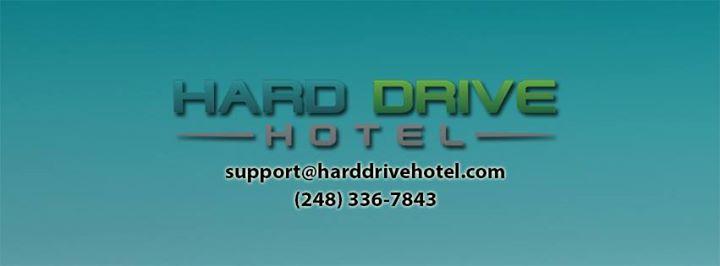 harddrivehotel.com Cover