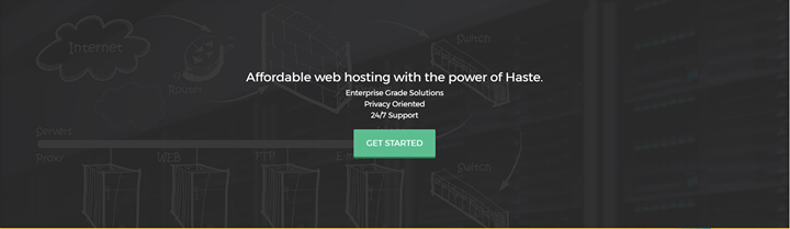 hastehosting.com Cover