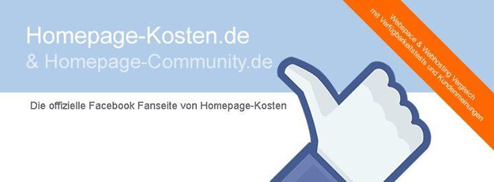 homepage-kosten.de Cover