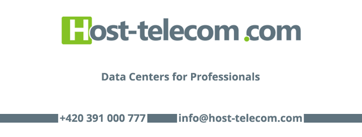host-telecom.com Cover