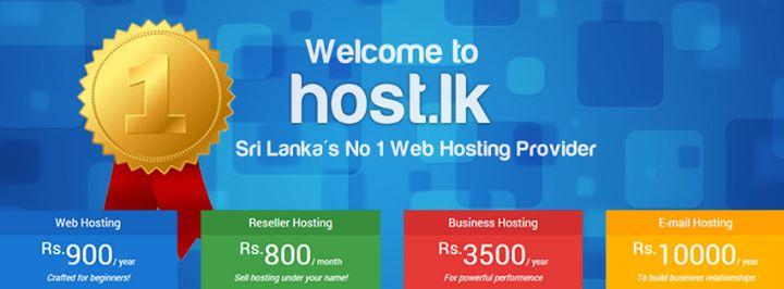 host.lk Cover