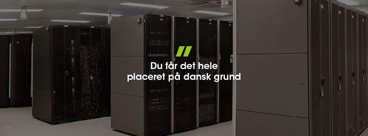 hostcenter.dk Cover
