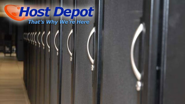 hostdepot.com Cover
