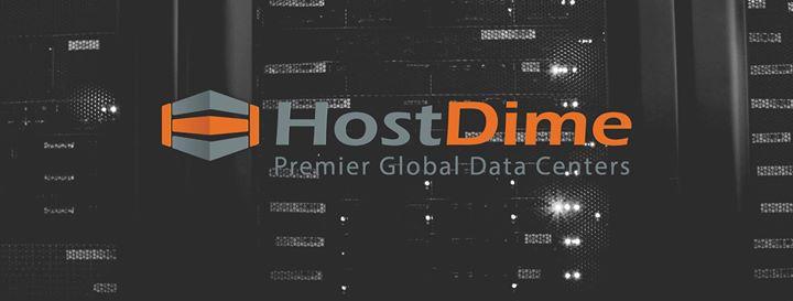 hostdime.com Cover