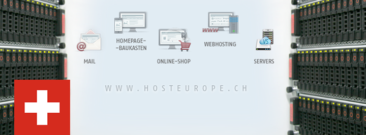 hosteurope.ch Cover