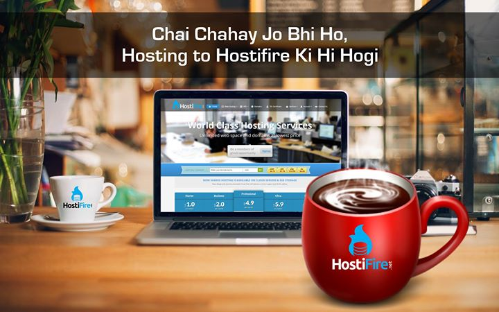 hostifire.net Cover
