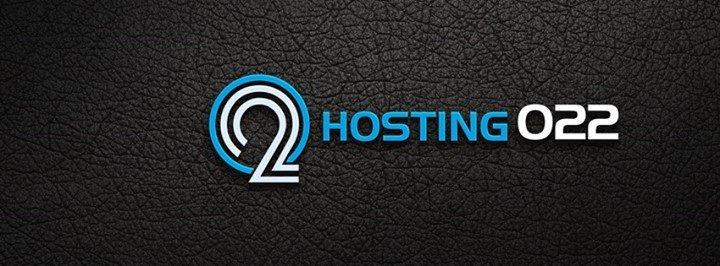 Hosting 022 logo