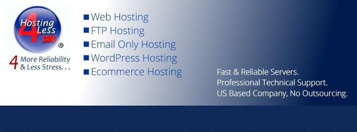 hosting4less.com Cover