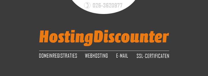 hostingdiscounter.nl Cover