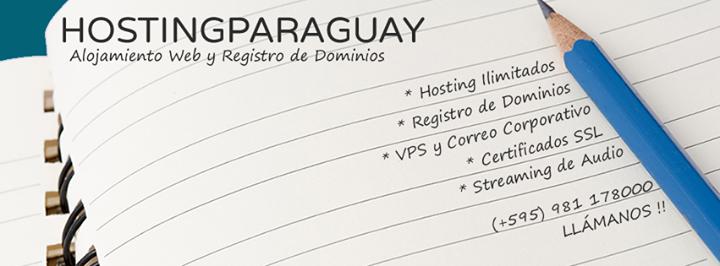 hostingparaguay.com.py Cover