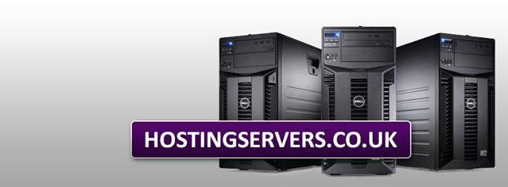 hostingservers.co.uk Cover