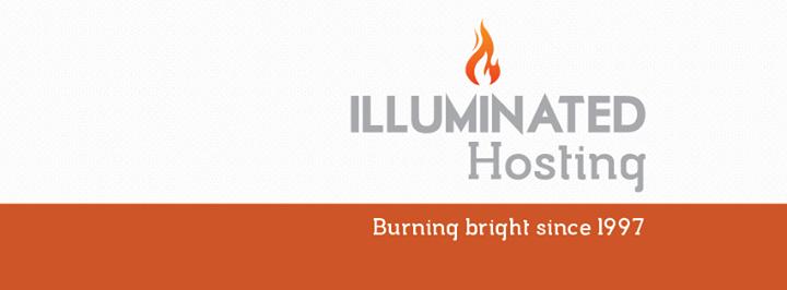 illuminatedhosting.com Cover