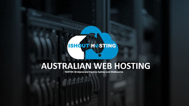 ishout-hosting.com.au Cover