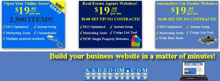 kadzoom.com Cover