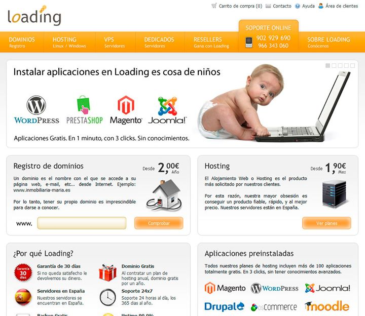 loading.es Cover