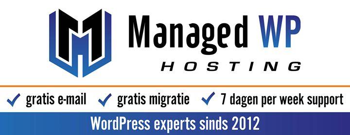 managedwphosting.nl Cover