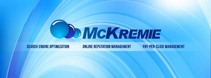 mckremie.com Cover