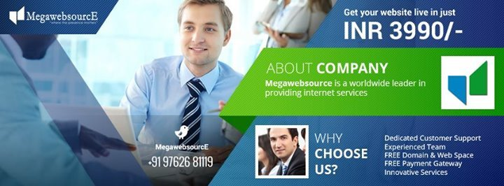 megawebsource.com Cover