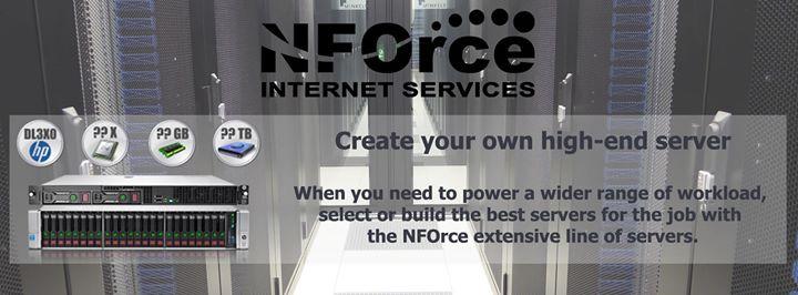 nforce.com Cover