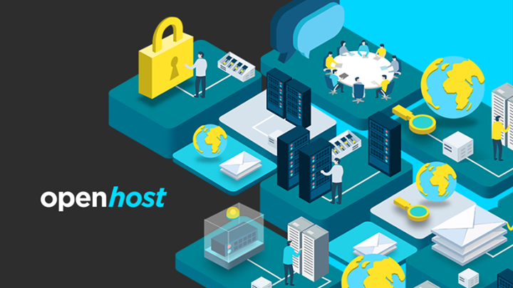 openhost.co.nz Cover