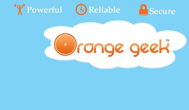 orangegeek.com Cover