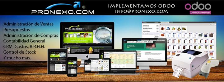 pronexo.com Cover