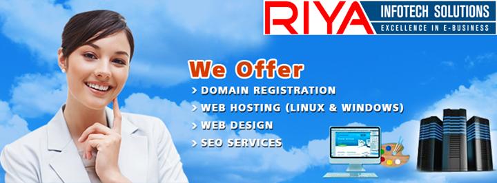 riyainfotech.com Cover