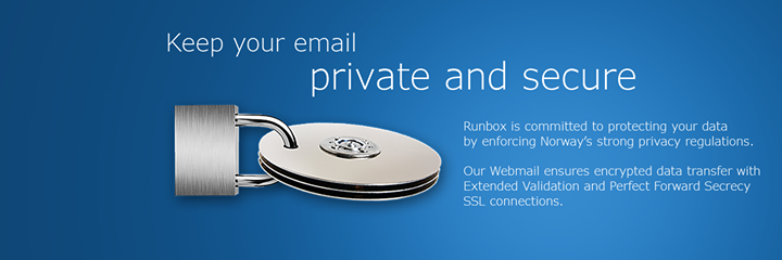 runbox.com Cover