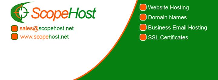 scopehost.net Cover