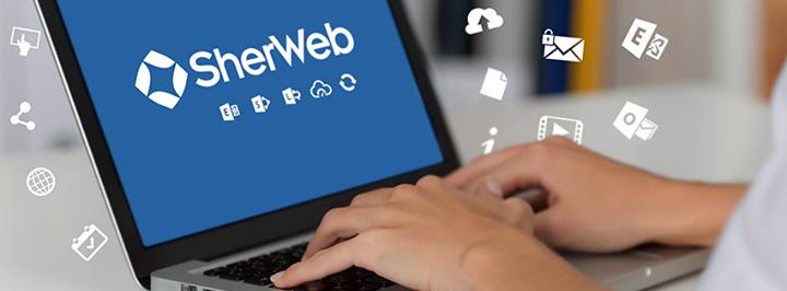 sherweb.com Cover