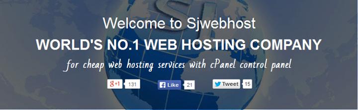 sjwebhost.com Cover