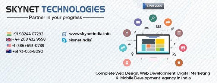 skynetindia.info Cover