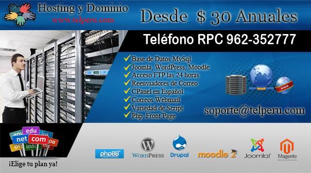 telperu.com Cover