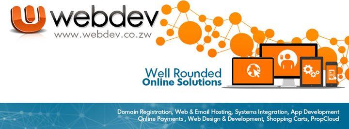 webdev.co.zw Cover