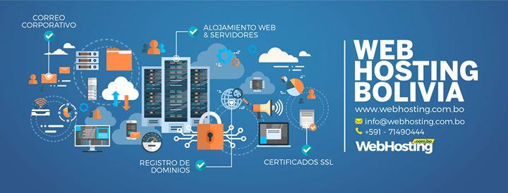 webhosting.com.bo Cover