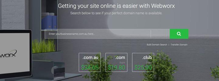 webworxwebsitehosting.com.au Cover
