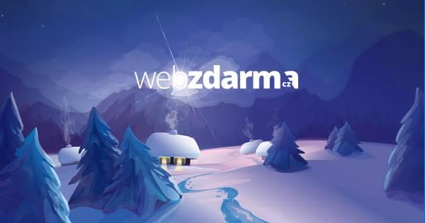webzdarma.cz Cover