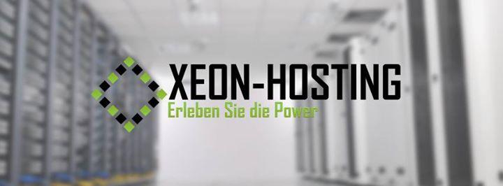 xeon-hosting.de Cover