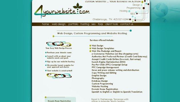 4yourwebsite.com Cover