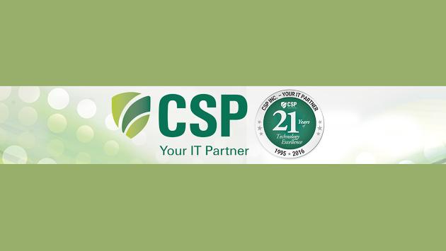 cspinc.com Cover