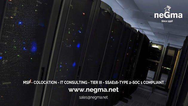 negma.net Cover